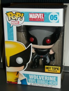 Hot Topic Exclusive Funko X-Force Wolverine POP Vinyls Figure Packaged