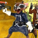 Marvel Unlimited Exclusive Marvel Legends Rocket Raccoon Figure!