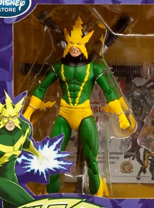 Marvel Select Electro Figure Released