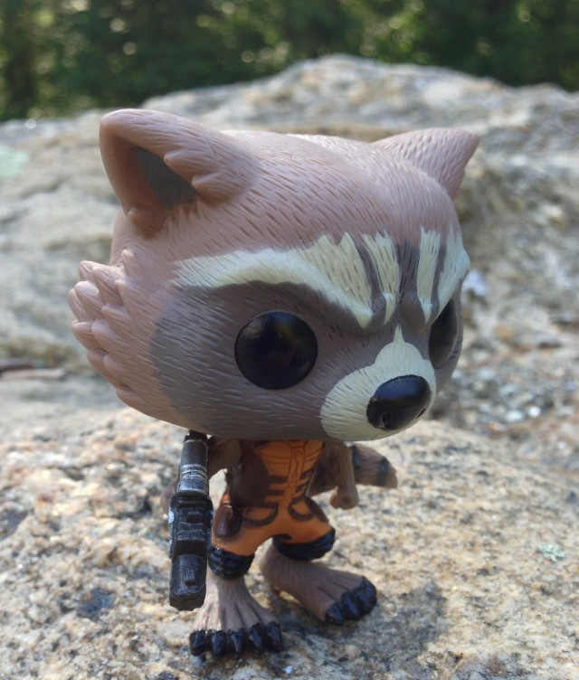 Guardians of the Galaxy Funko POP Vinyls Rocket Raccoon Figure