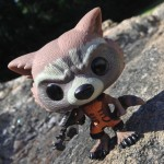 Funko Rocket Raccoon POP! Vinyls Review & Photos