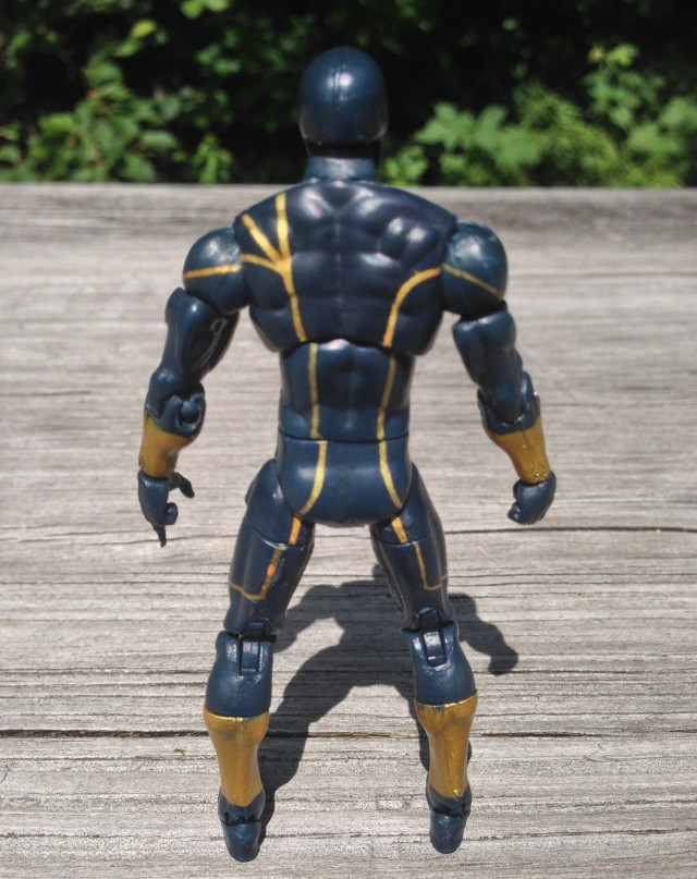 "Back of Avengers Infinite Series Cyclops 4"" Action Figure"