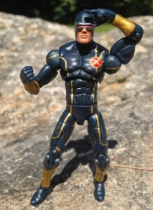 Marvel Infinite Series Cyclops Figure Review