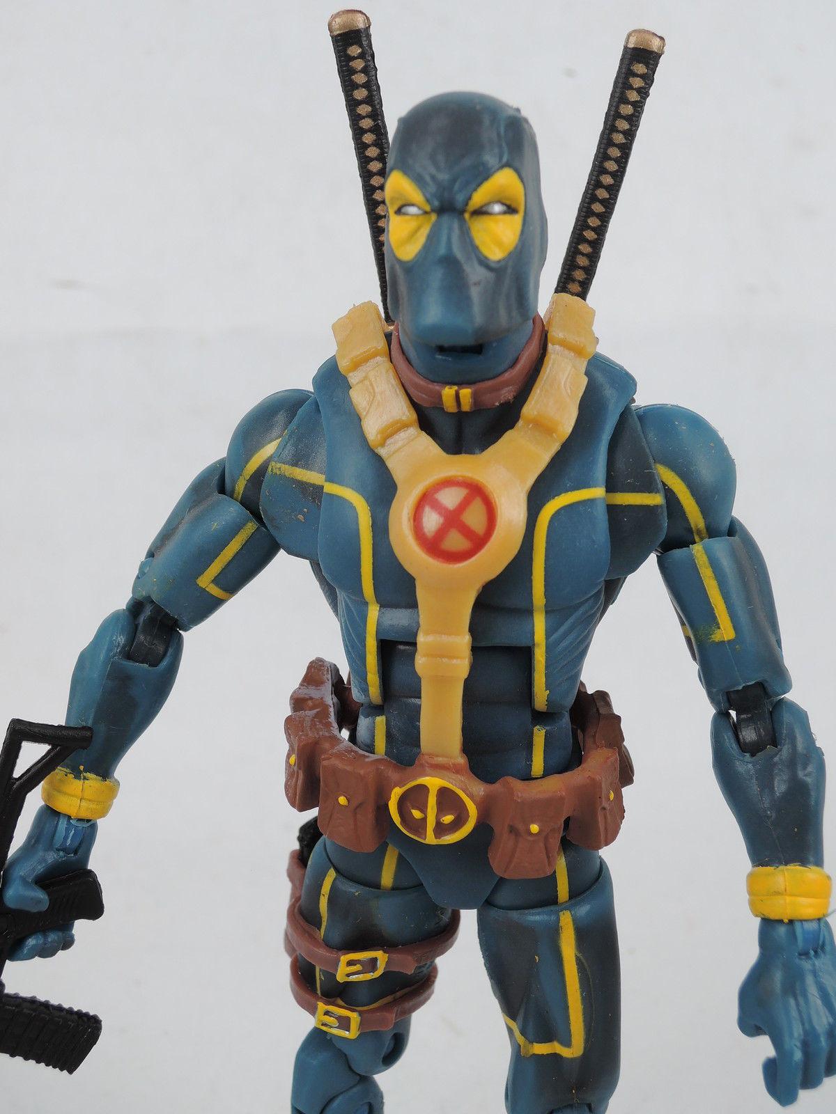 Funko Deadpool X Men Costume Pop Vinyl Revealed Marvel