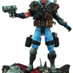 Marvel Select Cable Figure Photos & Order Info!