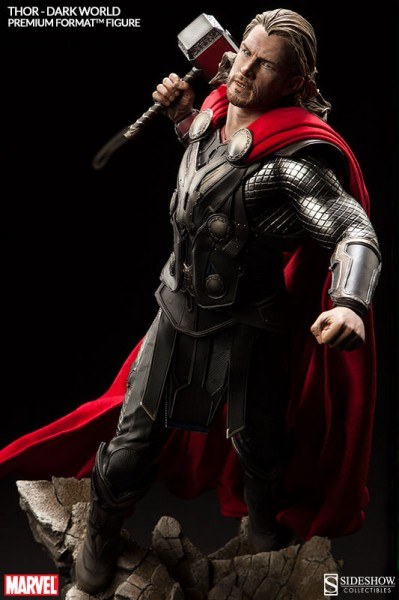 Sideshow Collectibles Thor Dark World Premium Format Figure Statue