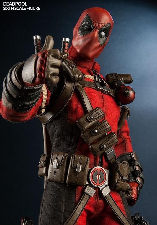 Action Figures: Marvel, DC, etc. - Página 2 Sideshow-Deadpool-Figure-Giving-Thumbs-Up-e1411498807178