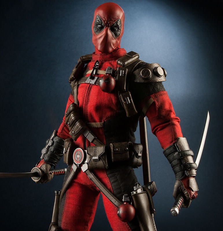 Figurines DEADPOOL (COMICS) SIDESHOW COLLECTIBLES  quick toy