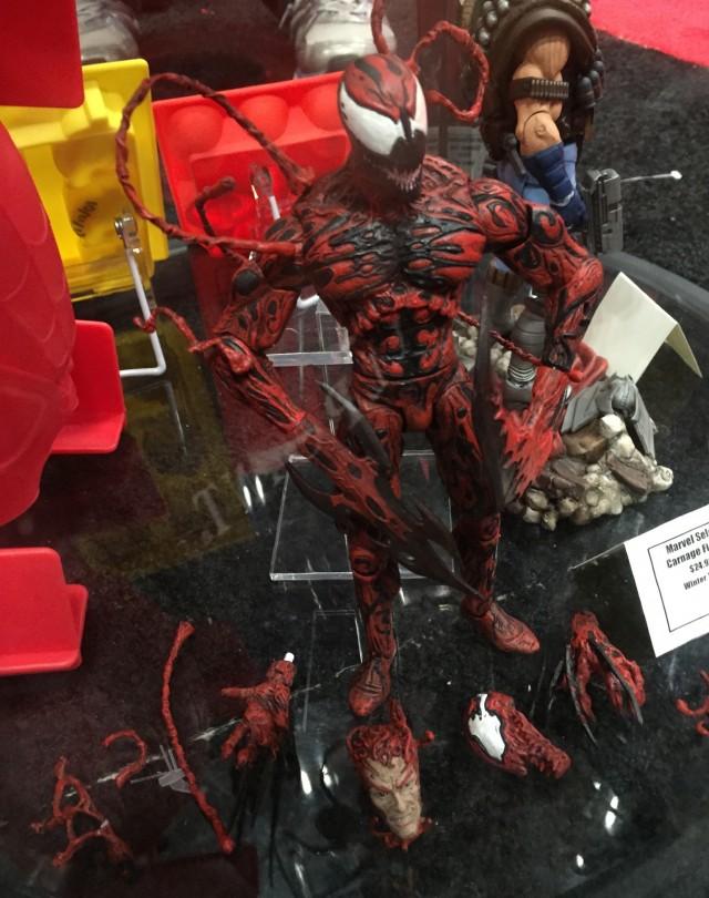 Carnage Marvel Select 2015 Figure
