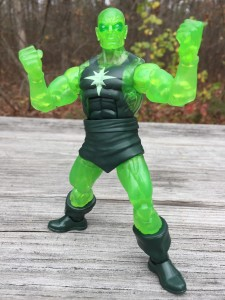 Marvel Legends Infinite Series Radioactive Man Action Figure