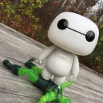 Funko POP Vinyls Baymax Glow-in-The-Dark Review & Photos