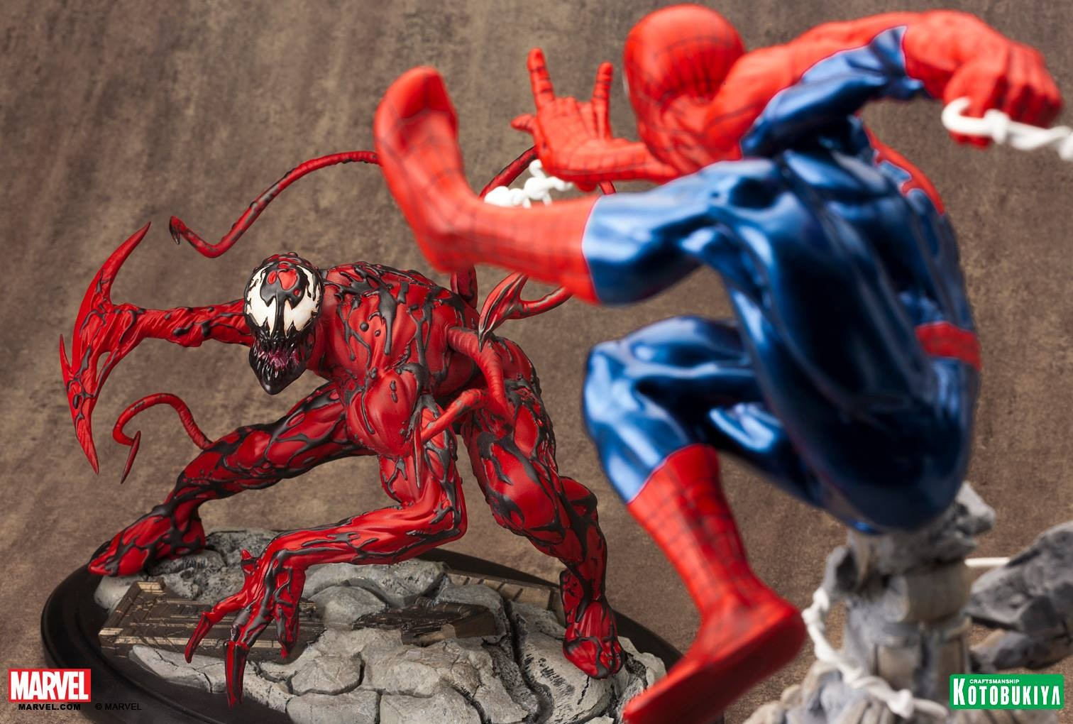 black spiderman vs carnage - photo #7