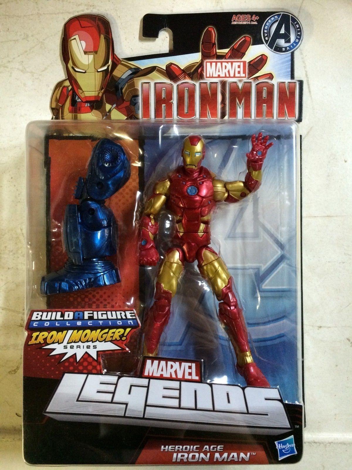 Age Iron Man Figure