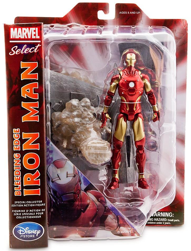 Iron Man Figure Packaged