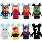 Disney Big Hero 6 Vinylmation Figures Released & Photos!