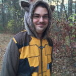 I Am Rocket Raccoon Costume Hoodie Review & Photos