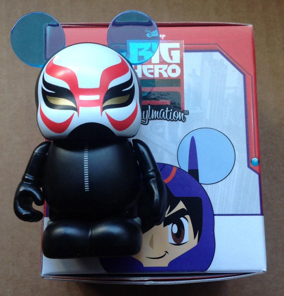 Disney Big Hero 6 Vinylmation Figures Released Photos Marvel Toy News