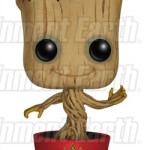 Funko Ravagers Dancing Groot Exclusive POP Vinyl Revealed!