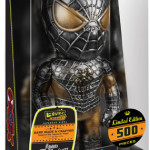 Funko Hikari Metal Mix Spider-Man Vinyl Revealed!
