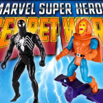 Marvel Secret Wars Jumbo Figures Announced for 2015!