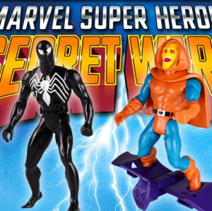 Gentle Giant Jumbo Marvel Secret Wars Figures Announced