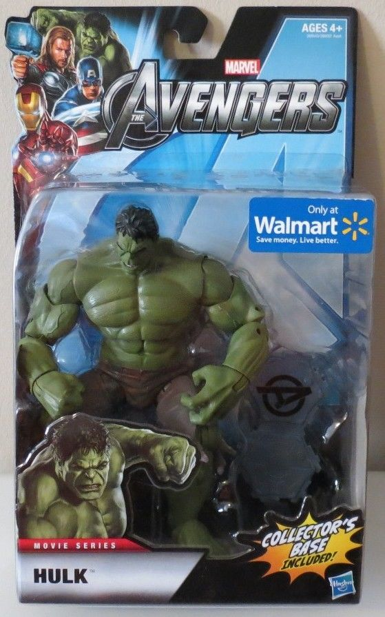 Marvel Legends Avengers Movie Hulk This Marvel Legends Movie