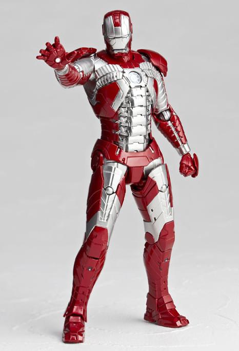 Geek: figurine Iron man Mark IV de chez Hot toys  Le blog de Patrick