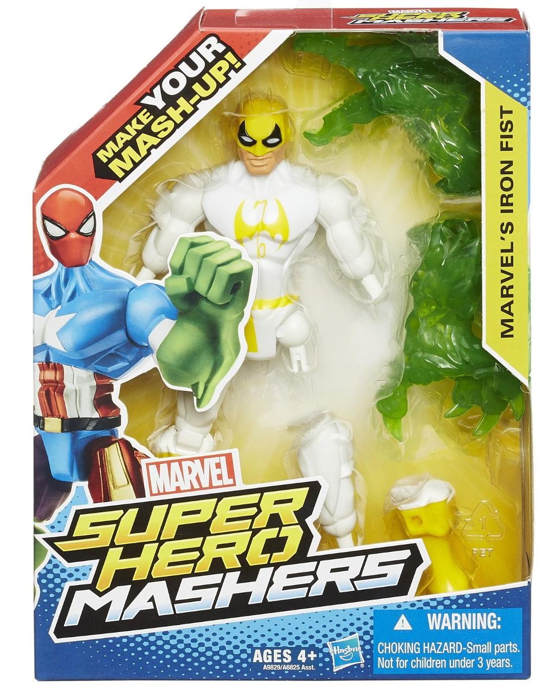 IRON Fist Marvel Mini Figura