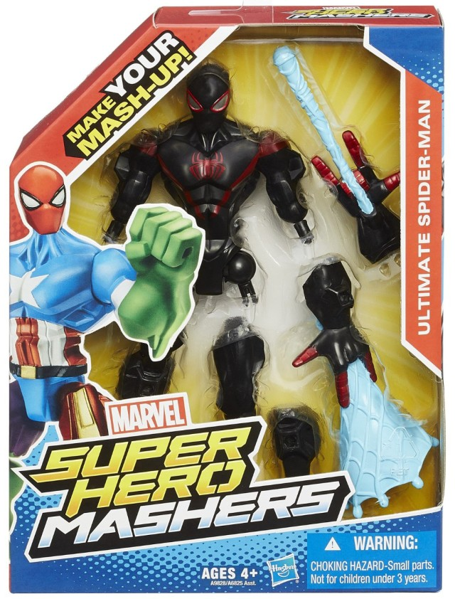 Marvel Mashers Electro Pyro Iron Fist Miles Morales Released! - Marvel ...
