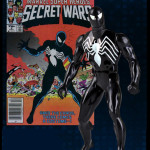 Jumbo Secret Wars Black Costume Spider-Man Up for Order!