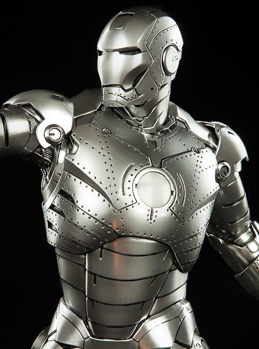 Sideshow Iron Man Mark 2 Statue Close-Up