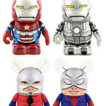 Vinylmation War Machine Iron Patriot Ant-Man Announced!