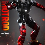 Hot Toys Hot Rod Iron Man Die-Cast Figure Up for Order!