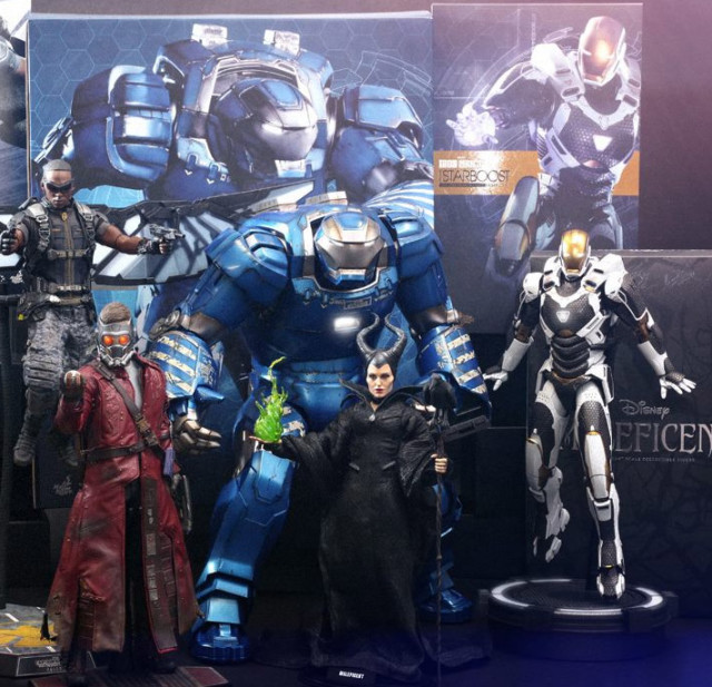 Hot Toys Startboost Iron Man and Igor Iron Man Released