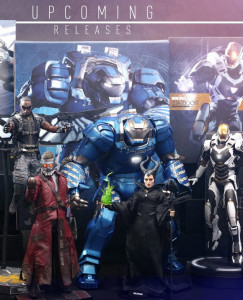Hot Toys Winter 2015 Marvel Figures Shipping Update