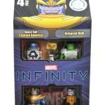 Marvel Minimates Infinity Box Set Figures Released! Thanos!