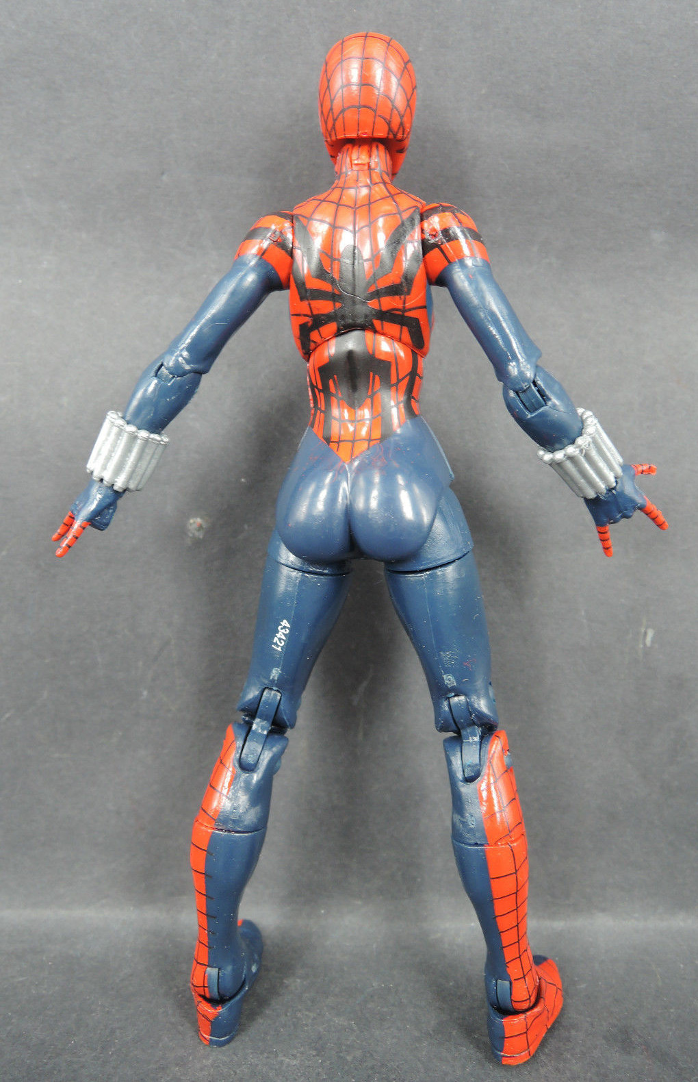 Girl Toy Figures : Marvel legends spider man figures production photos