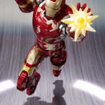 SH Figuarts Iron Man Mark 43 Figure Photos & Pre-Order!