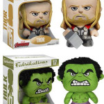 Funko Fabrikations Avengers Age of Ultron Figures Revealed!
