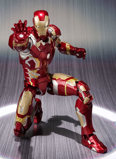 Bandai S.H. Figuarts Iron Man Mark 43 Action Figure