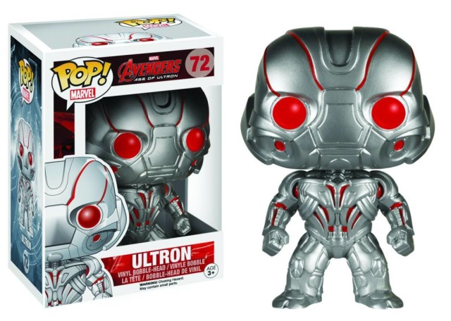 Funko Avengers Age of Ultron POP Vinyls Ultron Figure