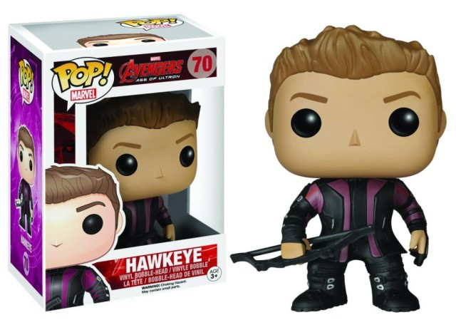 Funko Avengers Movie Hawkeye POP Vinyls Figure 2015