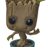 Funko I Am Groot POP Vinyls Exclusive Figure Revealed!