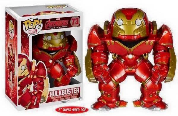 Funko Hulkbuster Iron Man Pop