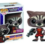 Funko Ravagers Rocket Raccoon POP Vinyl Exclusive Figure!
