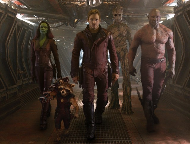 Guardians of the Galaxy Cherry Bomb Red Costumes Screenshot