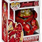 Funko Hulkbuster Iron Man POP Vinyl 6″ Figure Revealed!