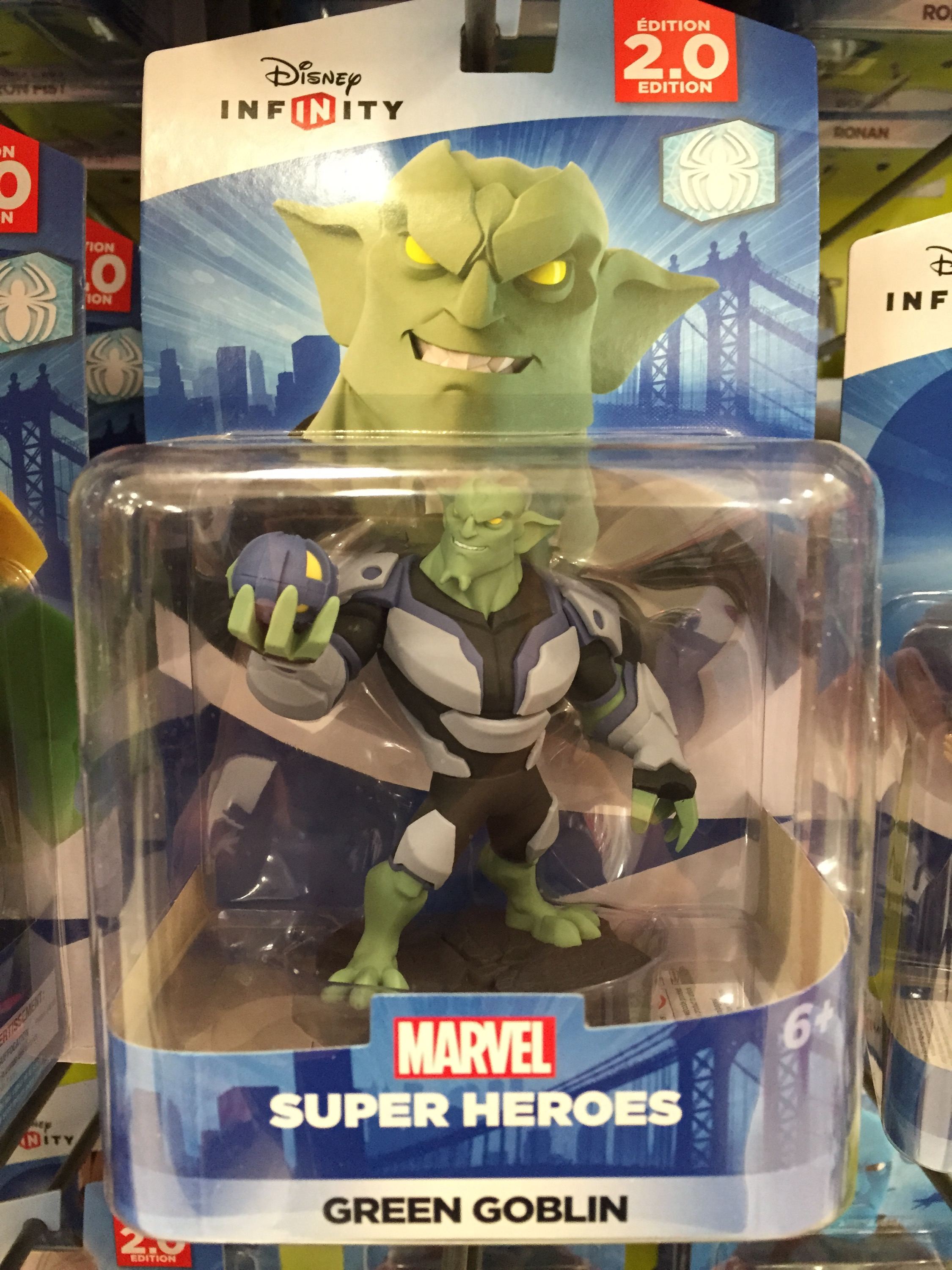 walmart super infinity ip heroes pack marvel com disney