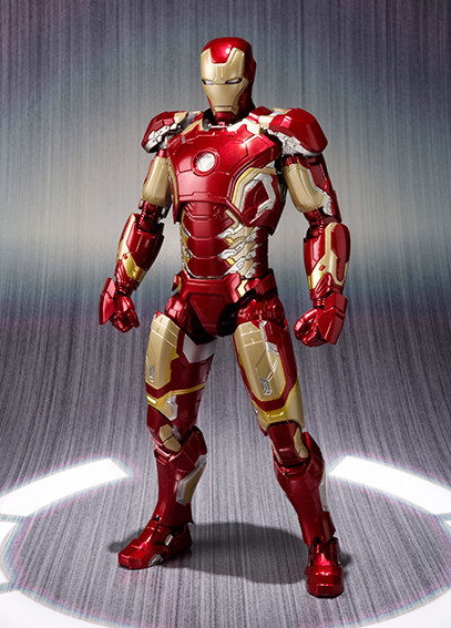 Iron Man Mark 43 SH Figuarts Figure Avengers Age of Ultron