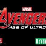 Kotobukiya Avengers Age of Ultron Statues Announced!
